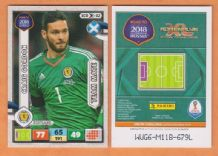 Scotland Craig Gordon Glasgow Celtic 2018